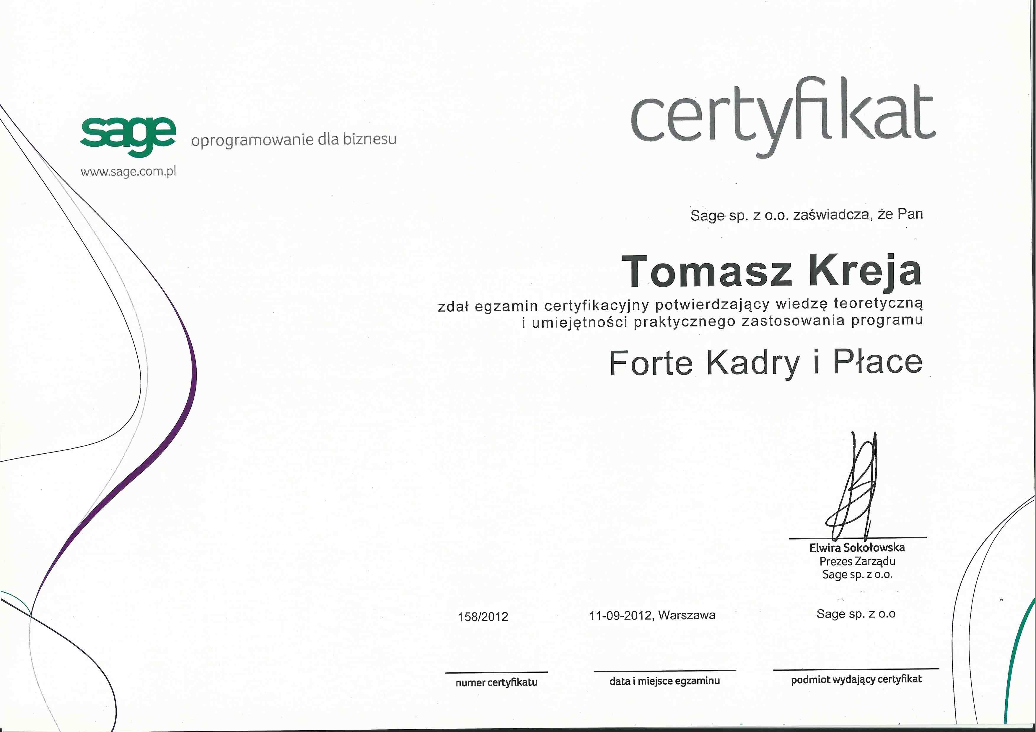 2_Certfikat_FORTE KD