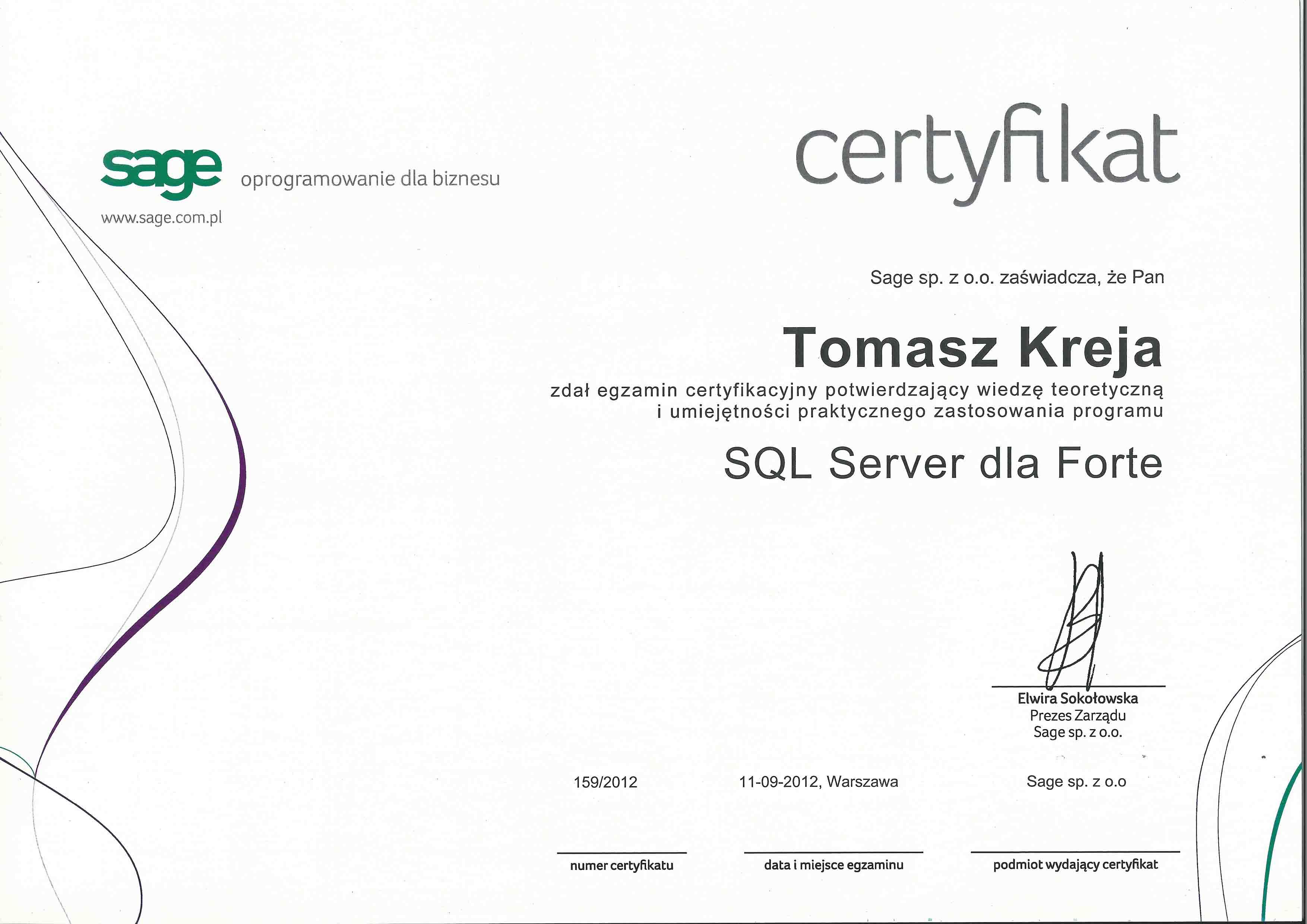 2_Certyfikat_FORTE_SQL