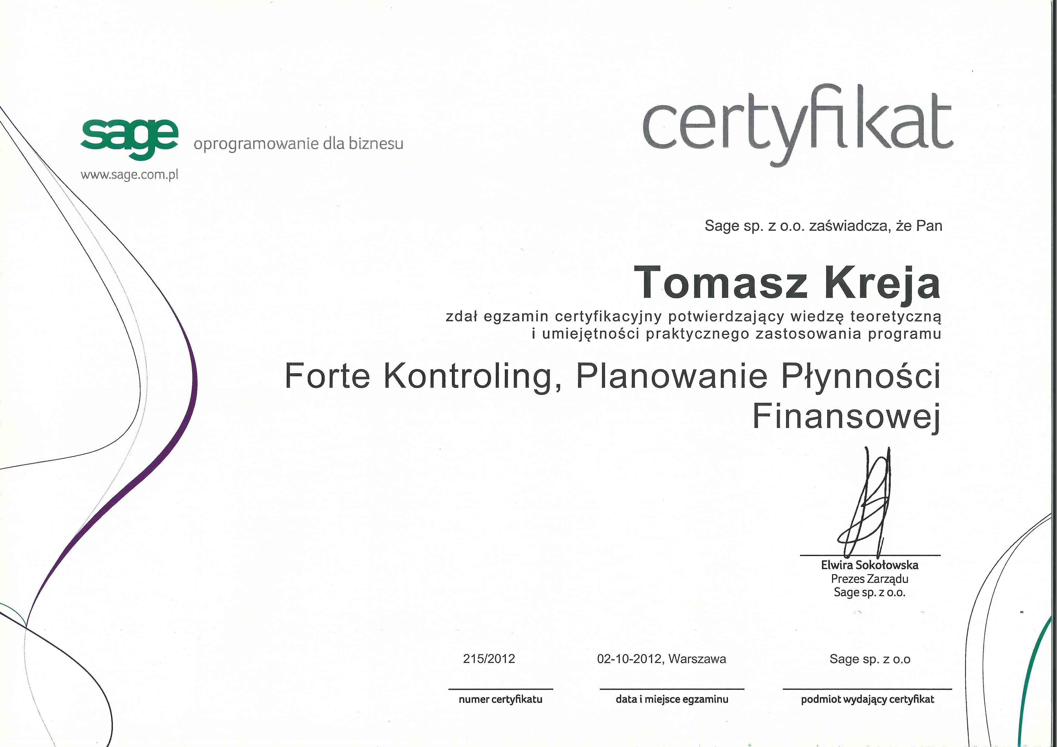 Certfikat_FORTE_PPF